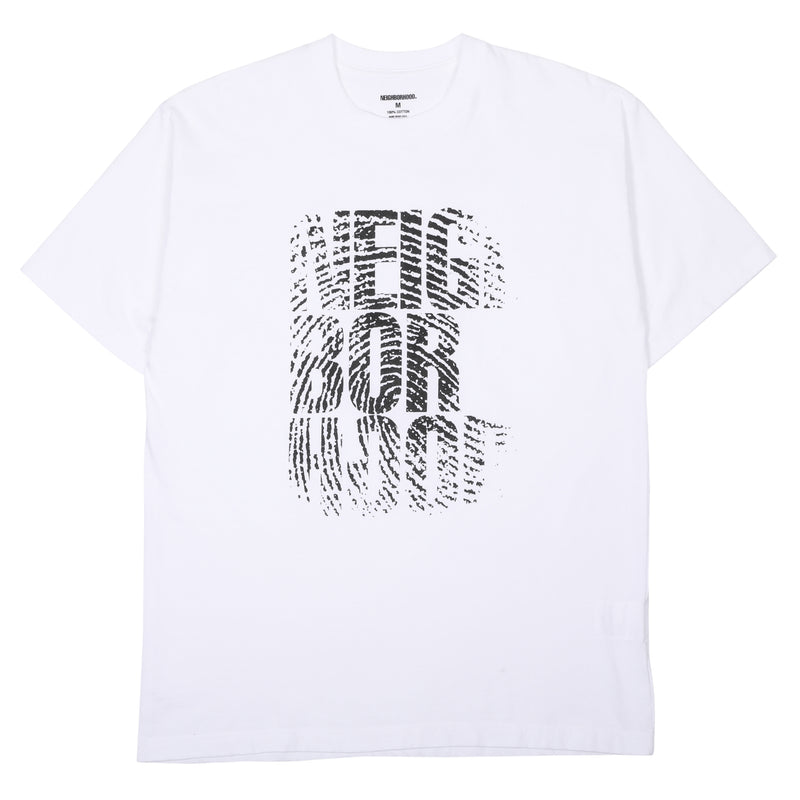 Neighborhood FP T-Shirt White
