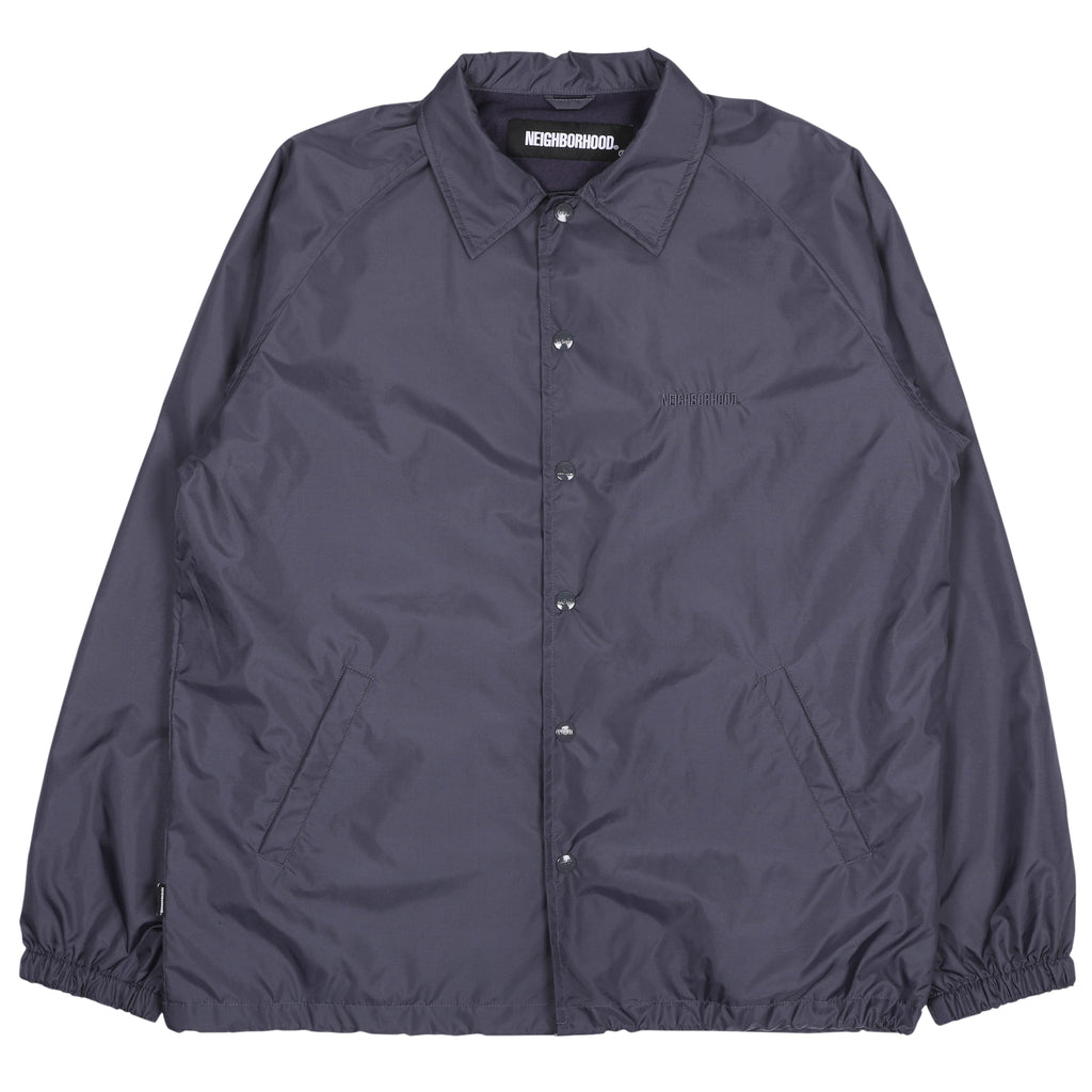 Neighborhood Brooks Jacket Gray