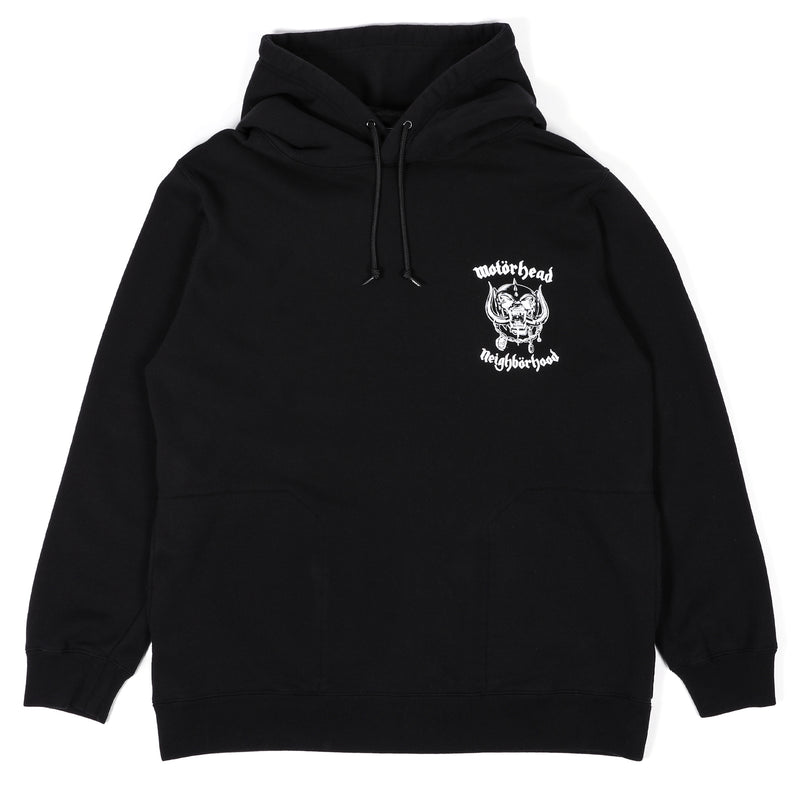 Neighborhood x Motorhead NHMH Hooded Sweatshirt Black