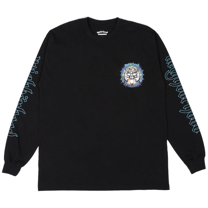 Neighborhood x Motorhead NHMH-1 Long Sleeve T-Shirt Black