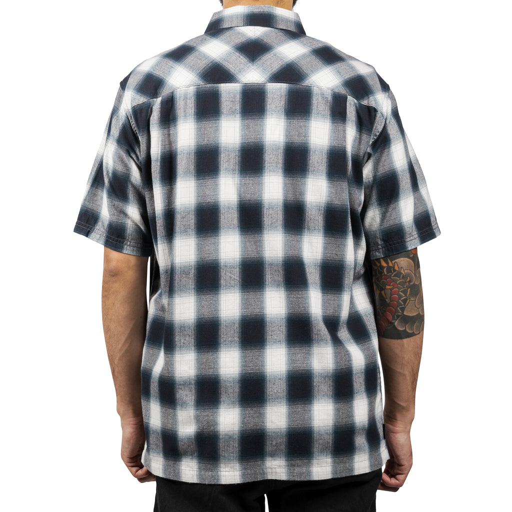 Neighborhood B&C Short Sleeve Shirt Blue