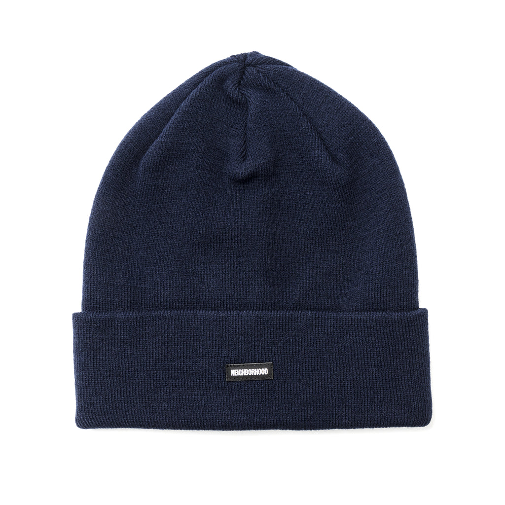 Neighborhood CI Beanie Navy