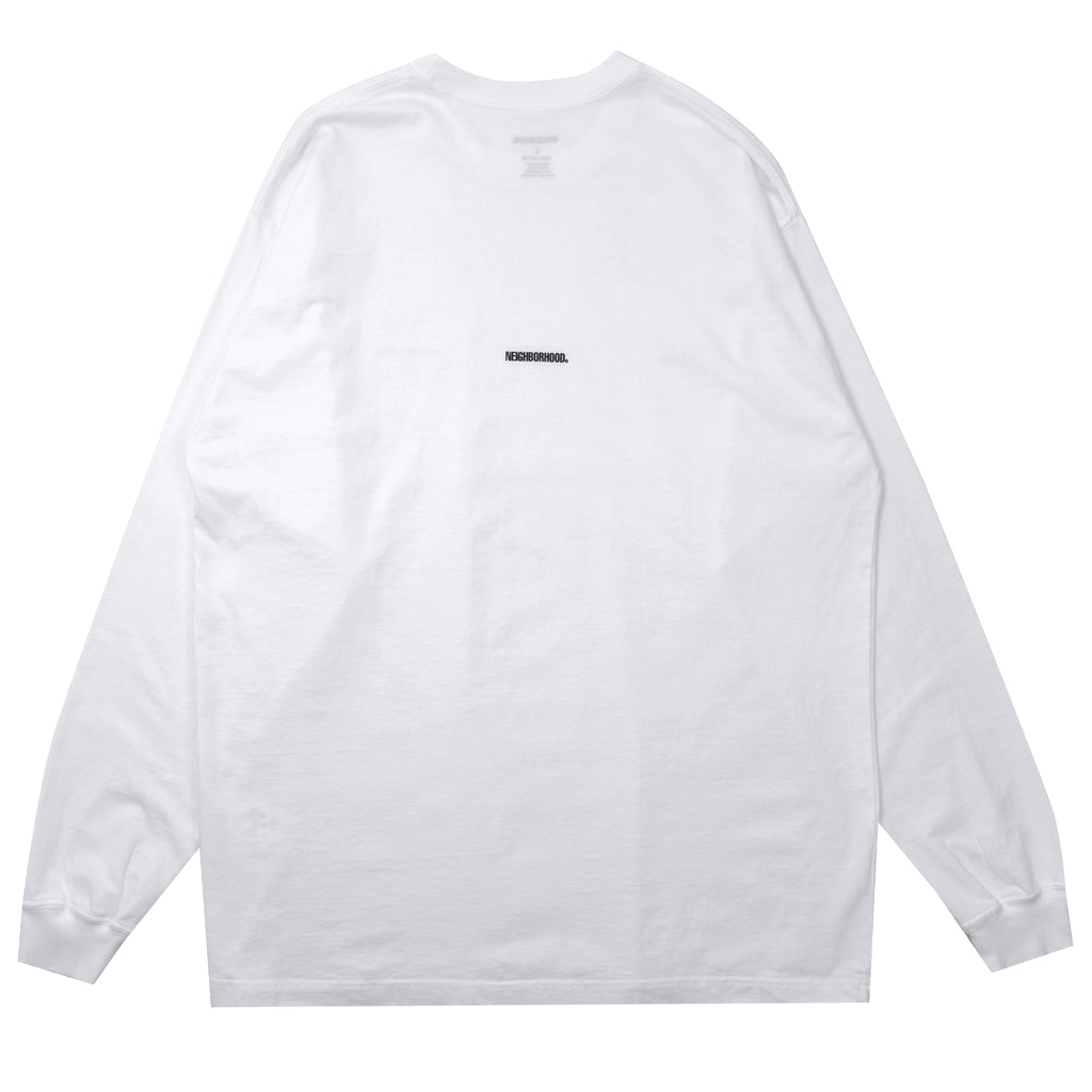 Neighborhood CWP LS T-Shirt White