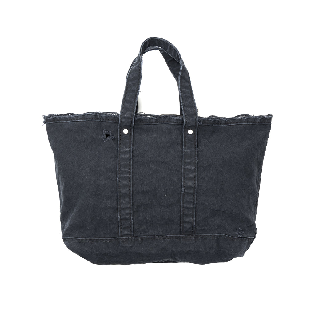 Neighborhood Damage Tote-S Bag Black