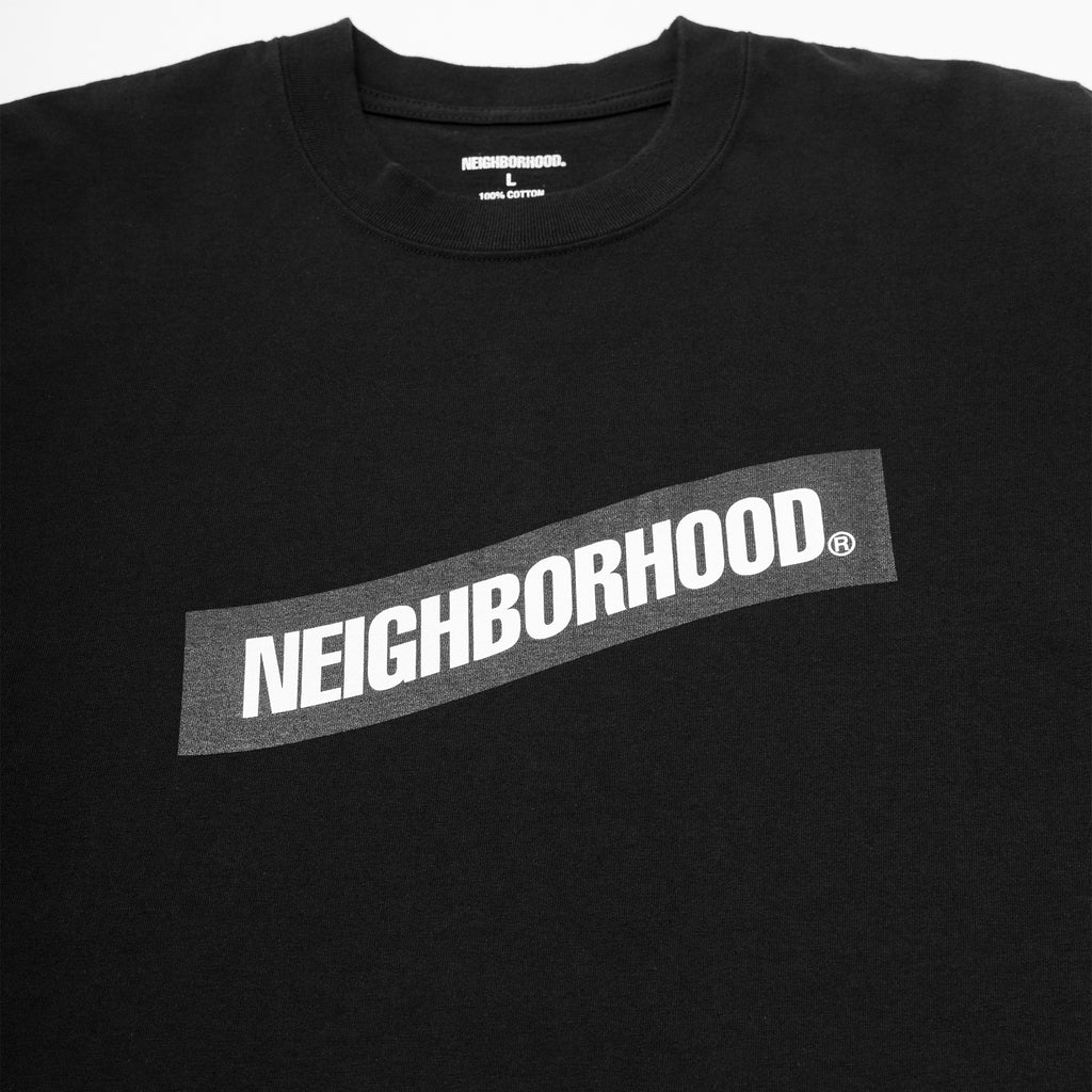 Neighborhood Distortion-2 T-Shirt Black
