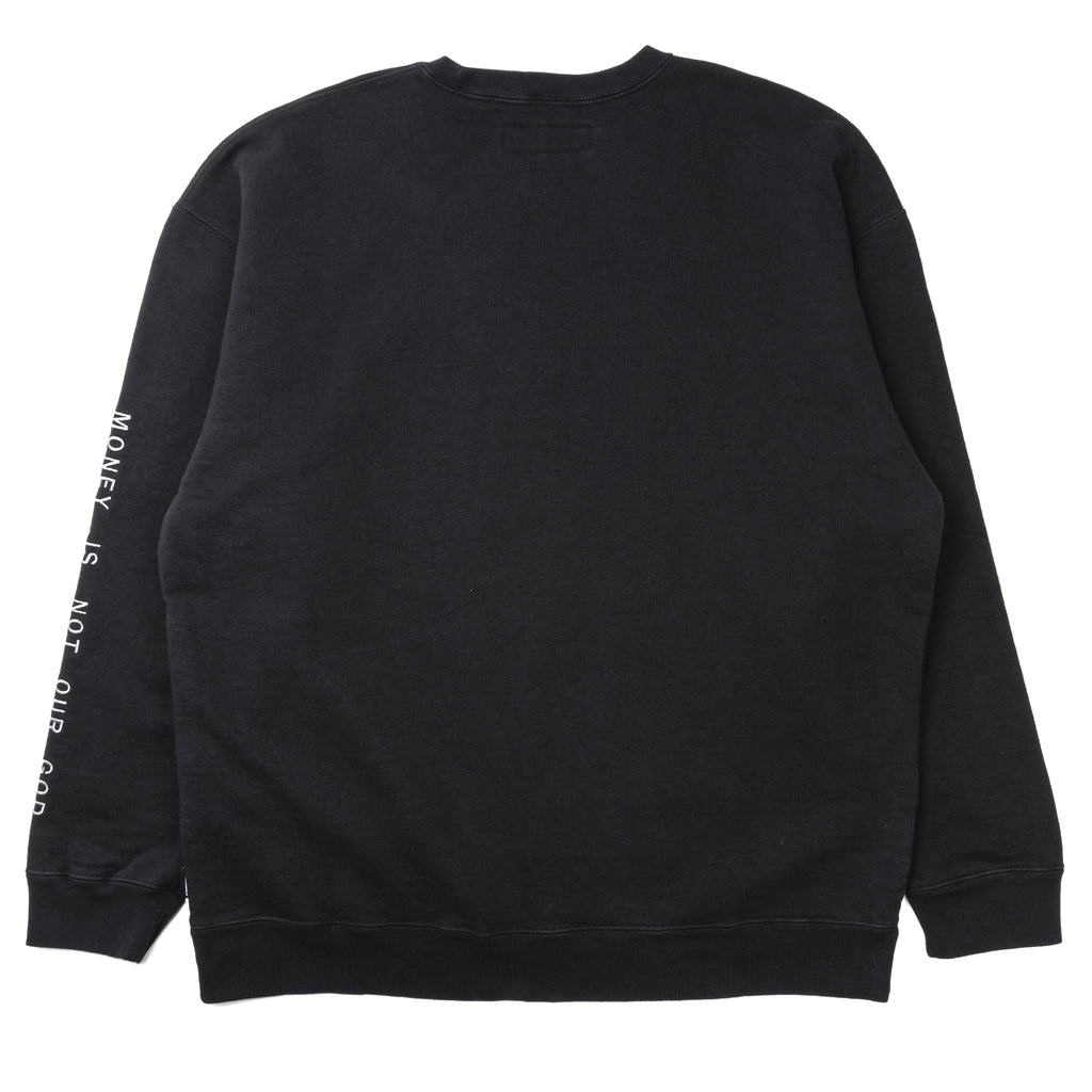 Neighborhood Heavys Crewneck Sweatshirt Black
