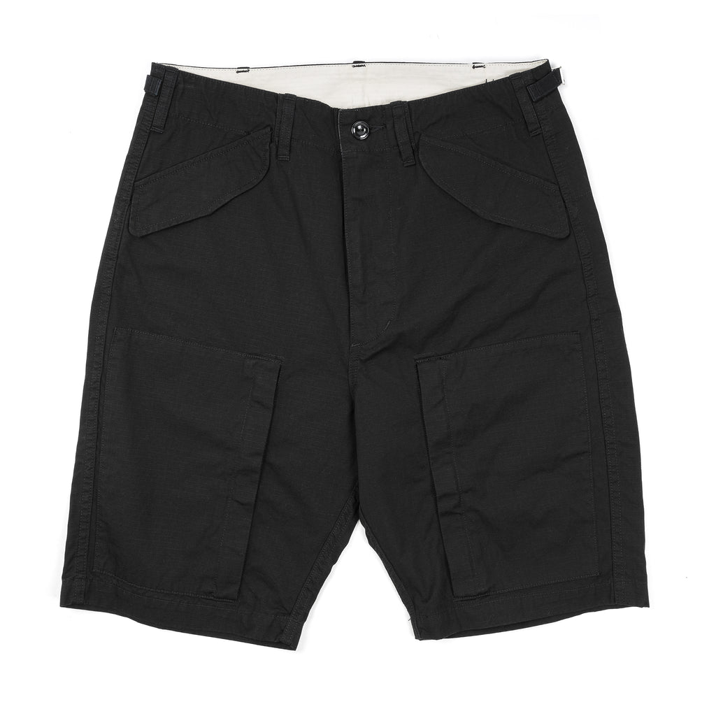 Neighborhood Helicrew SMG Shorts Black