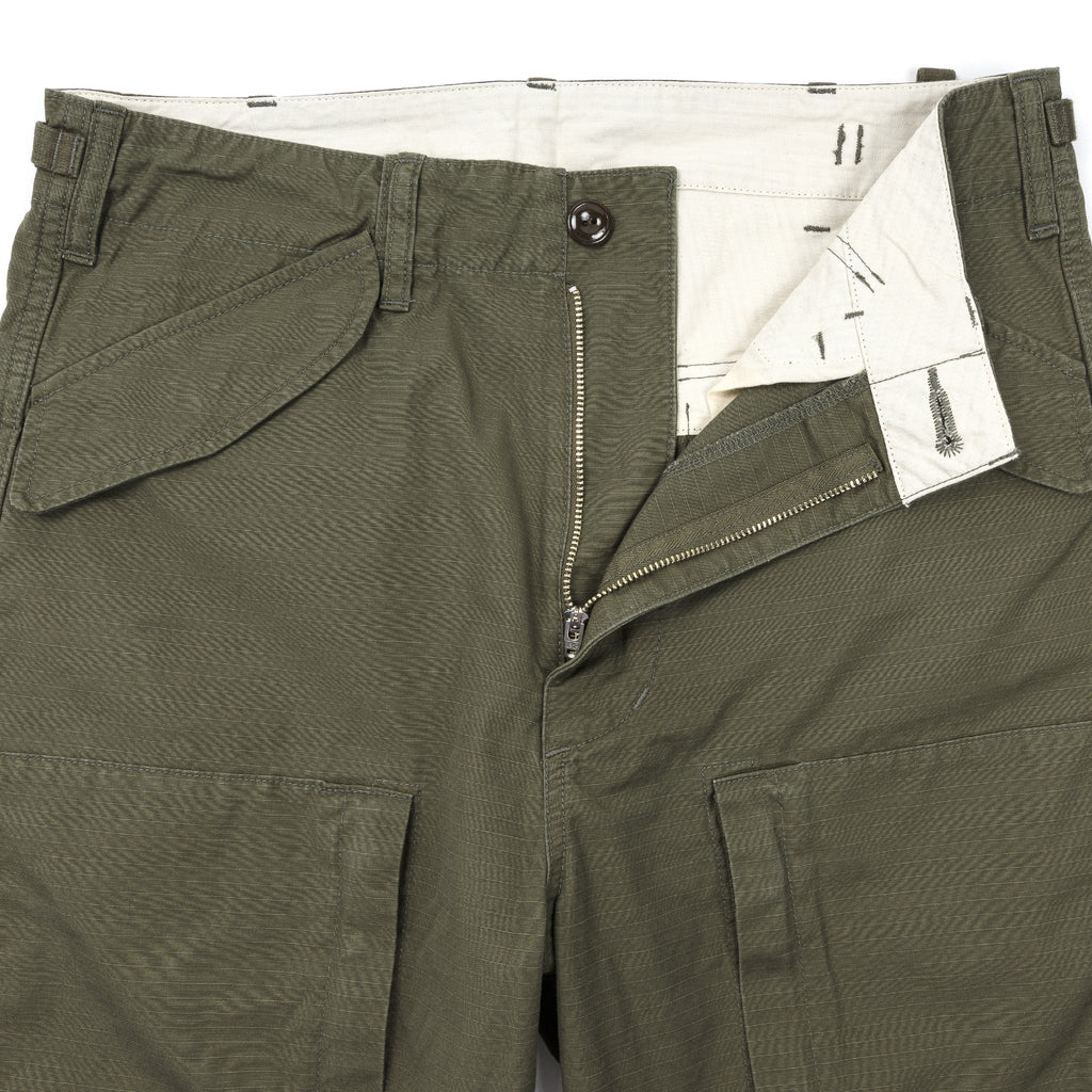 Neighborhood Helicrew SMG Shorts Olive Drab