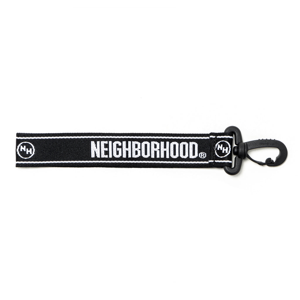 Neighborhood JQ Logo E-Keyholder Black