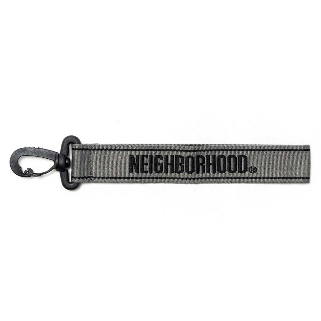 Neighborhood JQ Logo E-Keyholder Gray