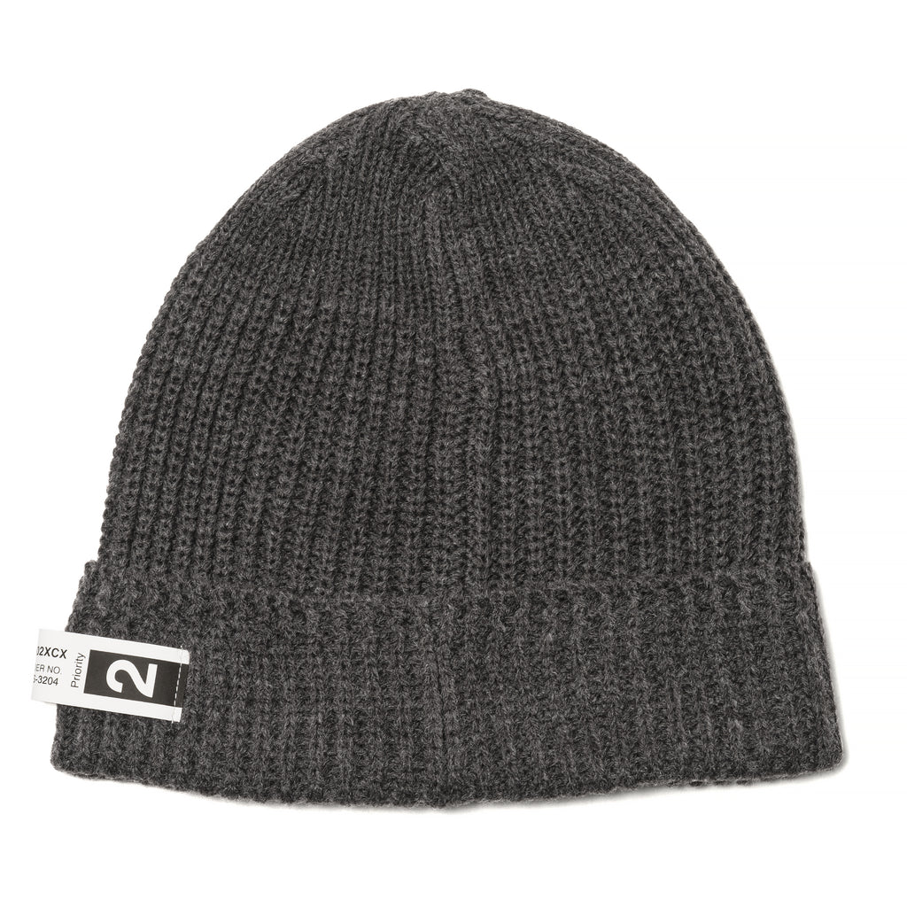 Neighborhood Jeep Knit Cap Charcoal