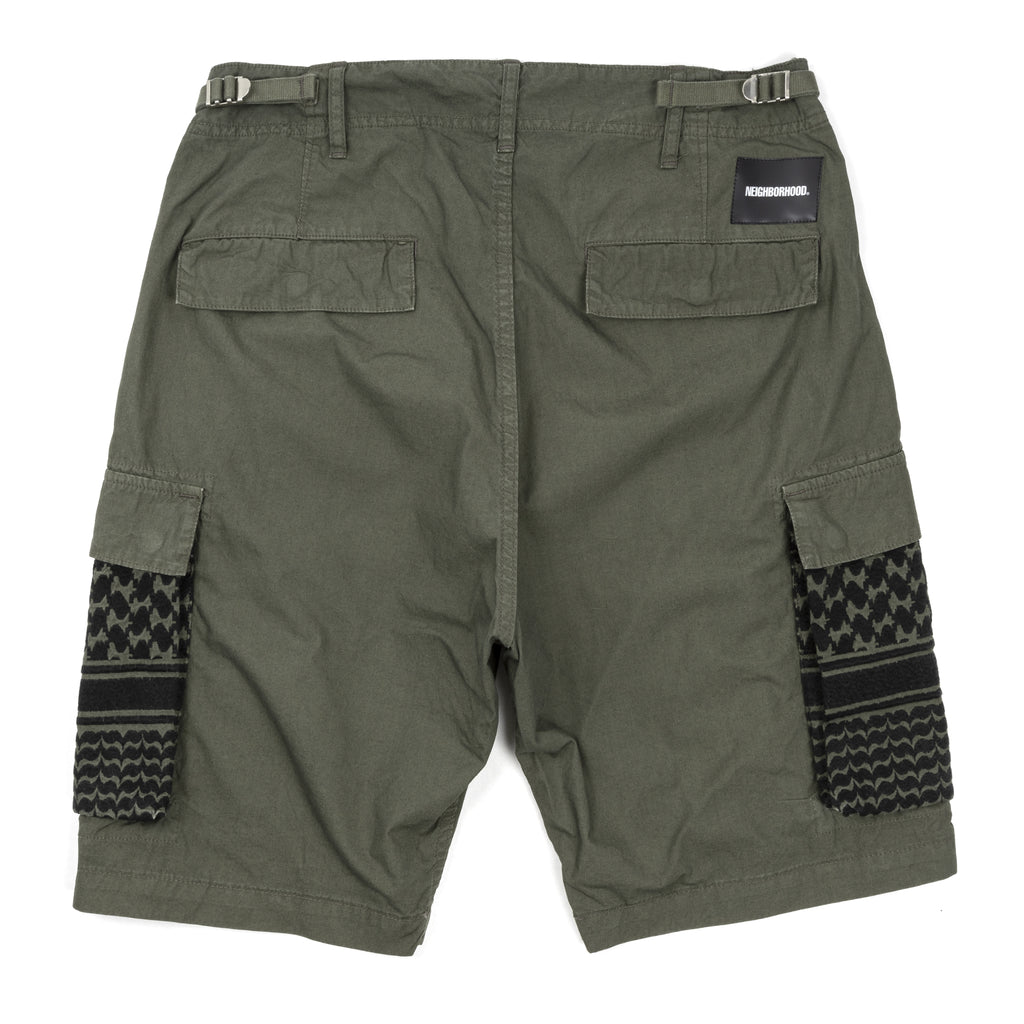 Neighborhood MIL-BDU SMG Shorts Olive Drab