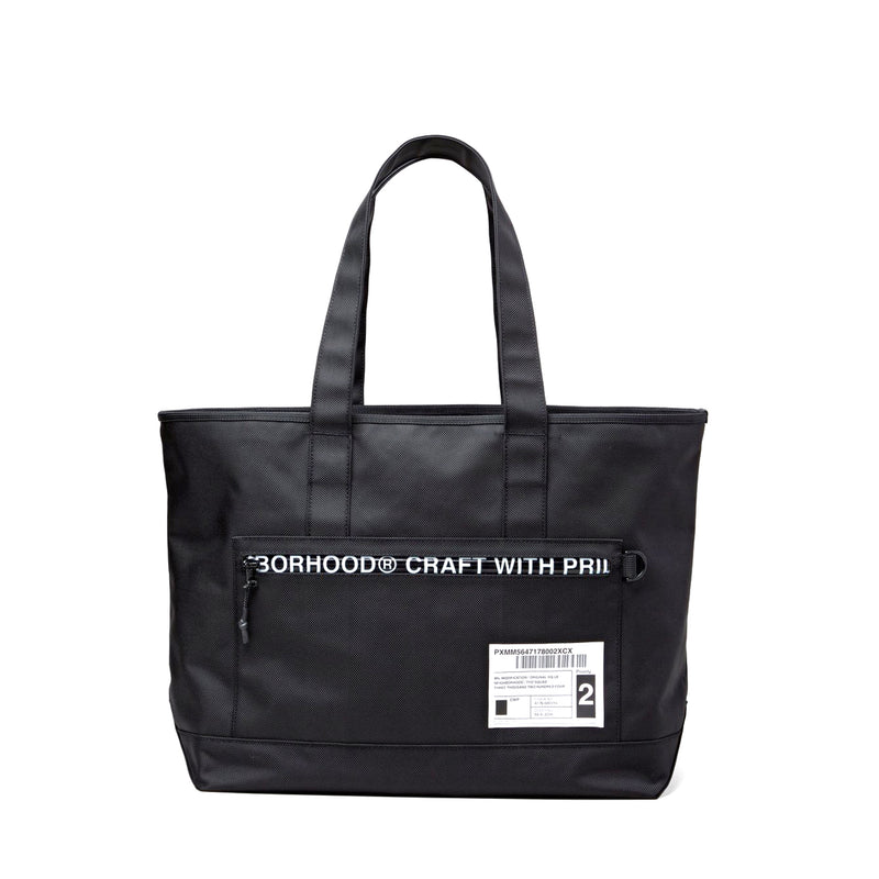 Neighborhood Mil-Tote Black