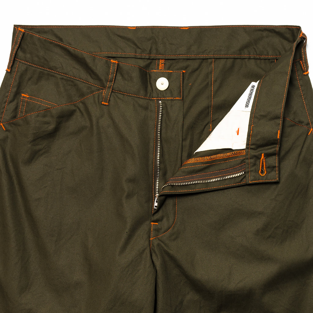 Neighborhood Mil-Utility Pants Olive Drab