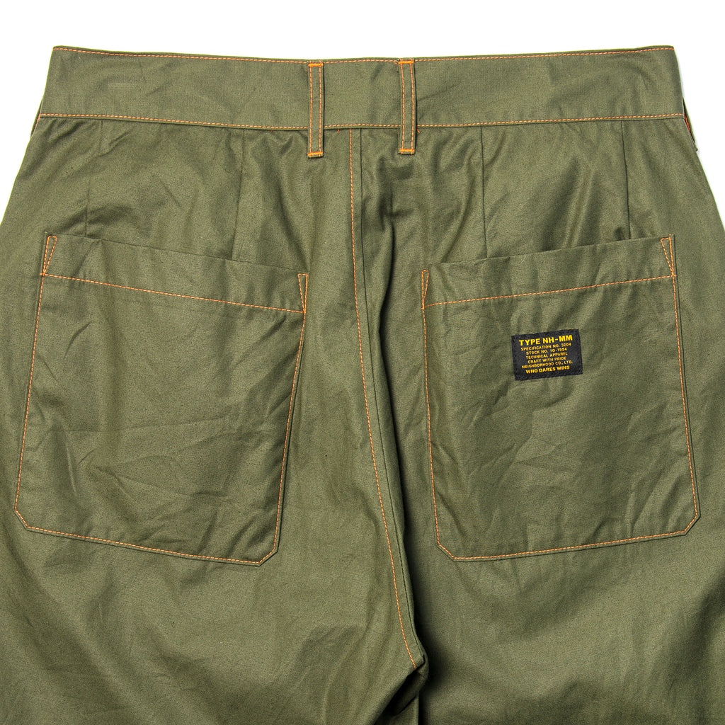 Neighborhood Mil-Utility Shorts Olive Drab
