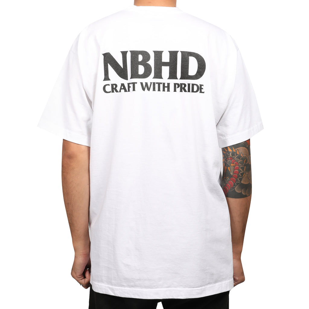 Neighborhood My Way T-Shirt White