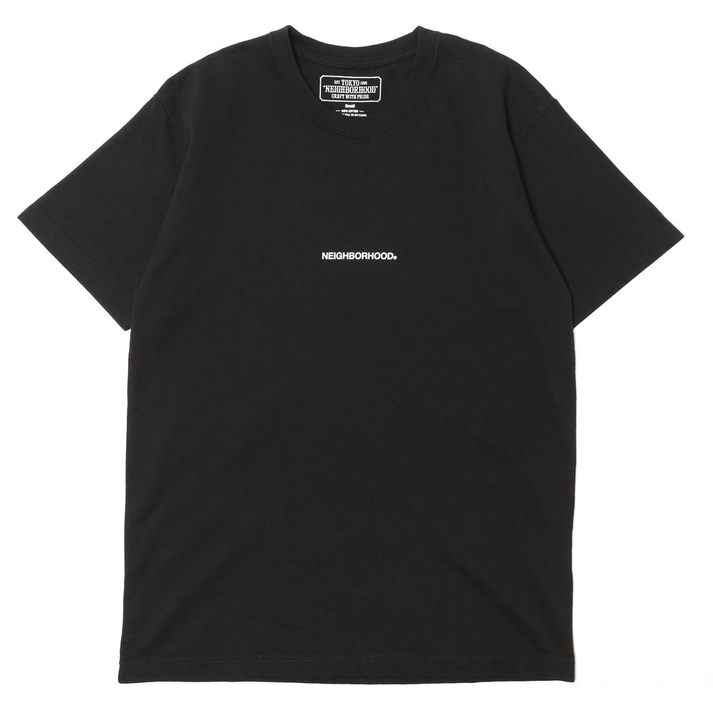 Neighborhood N.R. T-Shirt Black