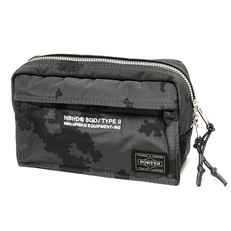 Neighborhood NHPT Pouch Charcoal