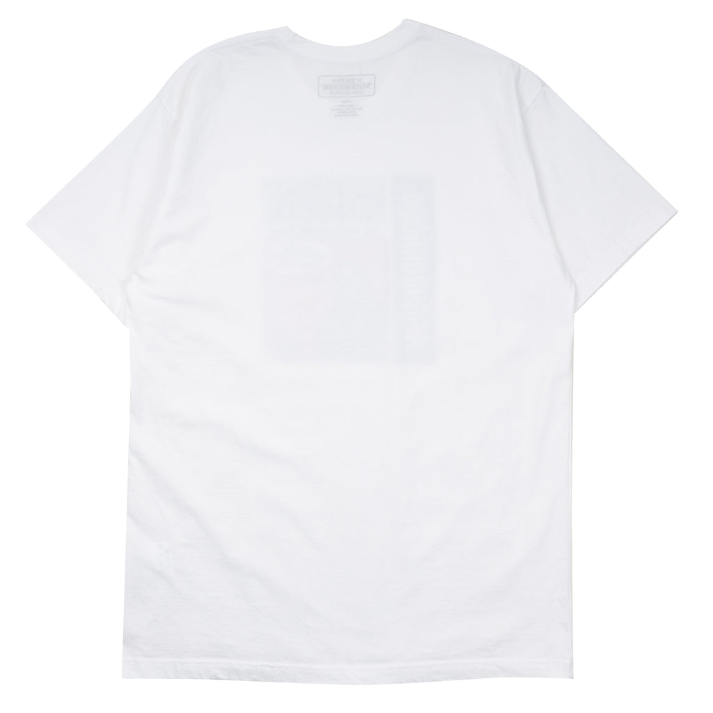 Neighborhood Tabloid-2 T-Shirt White