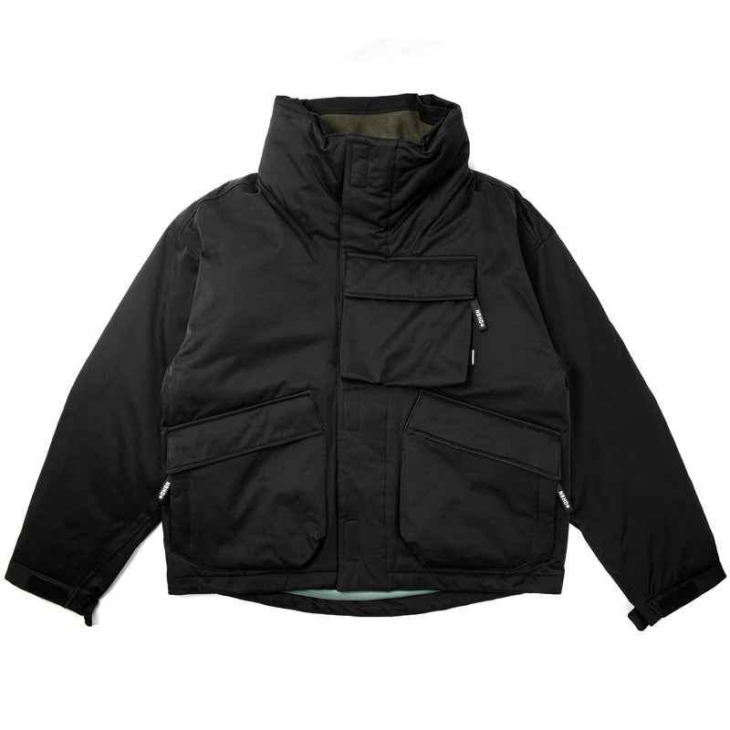 Neighborhood Tactical Mod Jacket Black