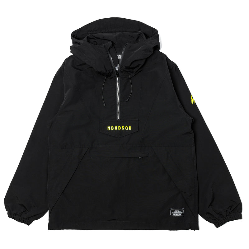 Neighborhood Waves Jacket Black