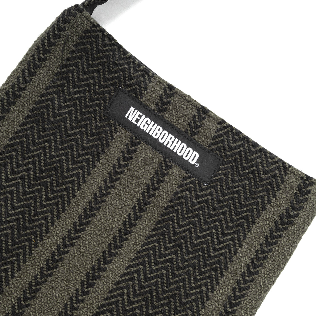 Neighborhood Weaving Shoulder Olive Drab
