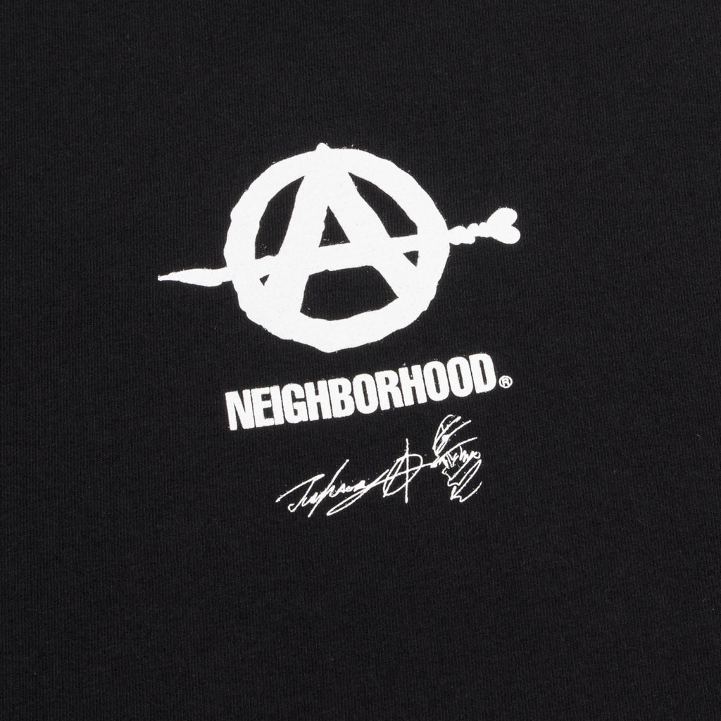 Neighborhood X Jun Inagawa NHJI-3 T-Shirt Black