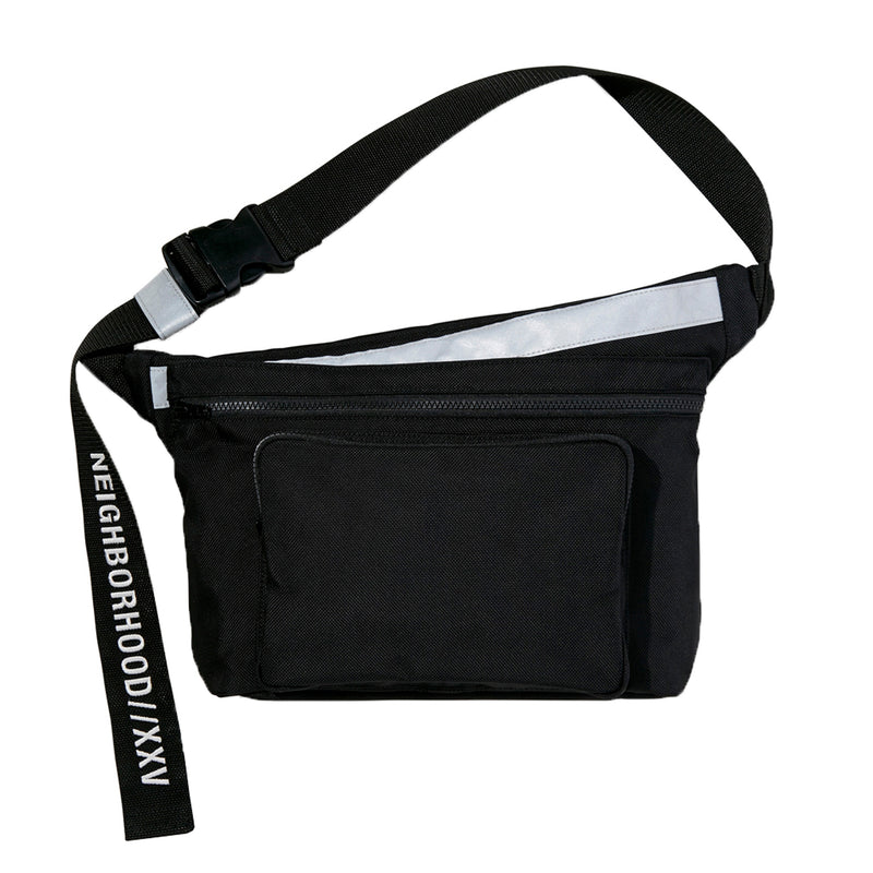 Neighborhood x Porter Chest N-Shoulder Bag Black