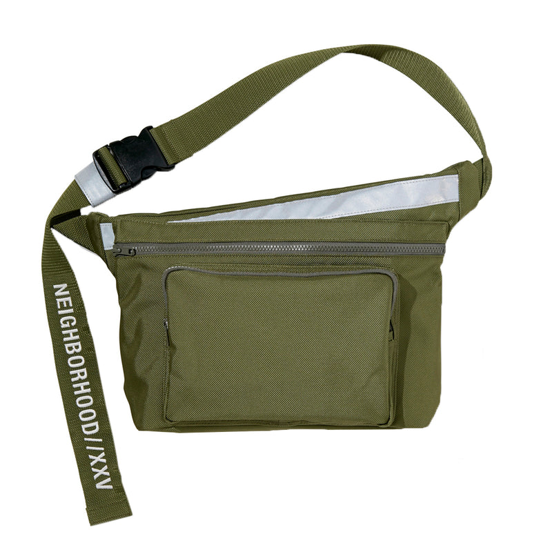 Neighborhood x Porter Chest N-Shoulder Bag Olive Drab