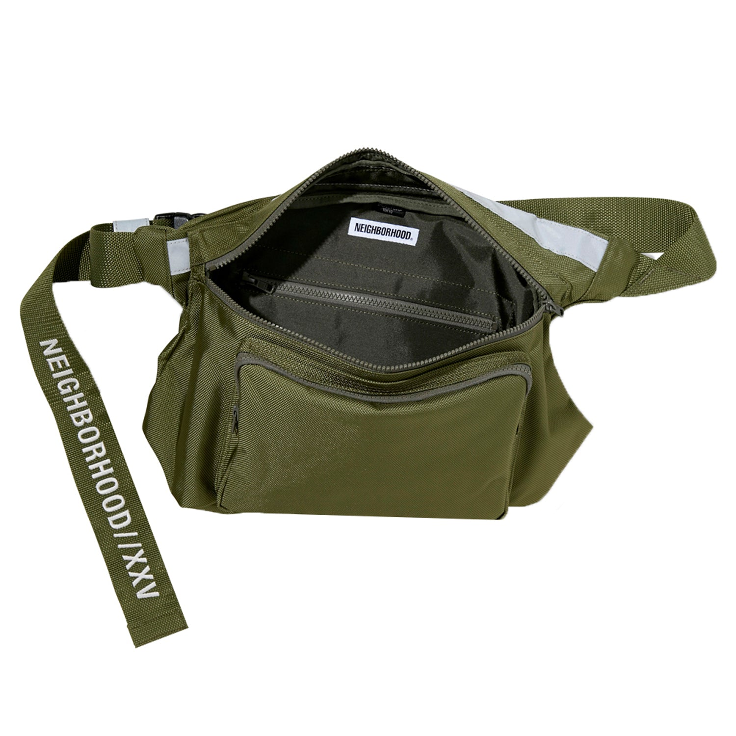 82e4ab4939 Neighborhood x Porter Chest N-Shoulder Bag Olive Drab