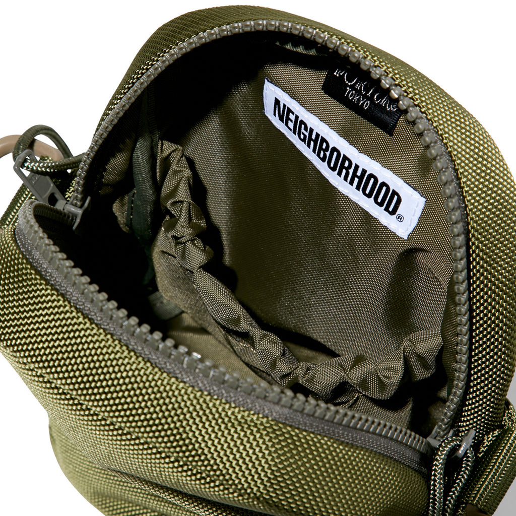 Neighborhood x Porter SB N-Shoulder Bag Olive Drab