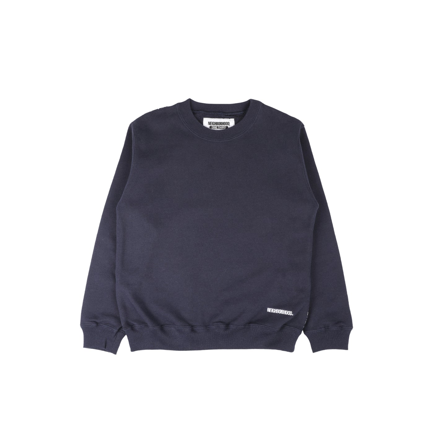 Neighborhood One Third Classic-S Sweatshirt Navy
