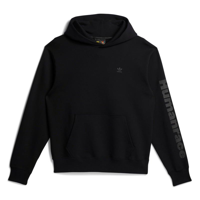 adidas x Pharrell Williams Basics Hoodie Black
