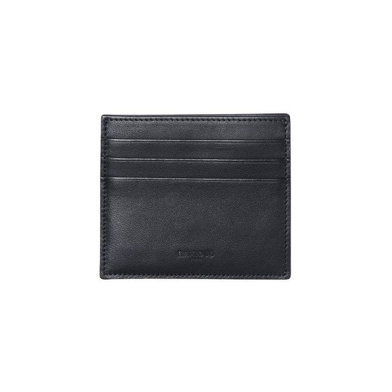 Ramidus Card Wallet Black