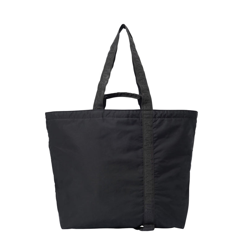 Ramidus x Fragment Design Tote Bag (L) Black