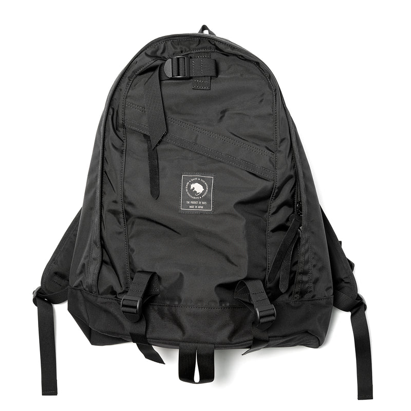 Rats Day Pack Backpack Black