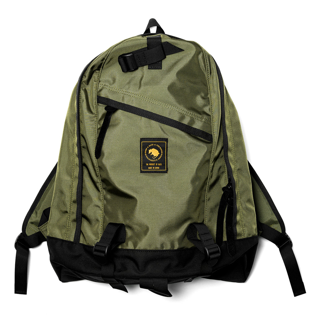 Rats Day Pack Backpack Khaki