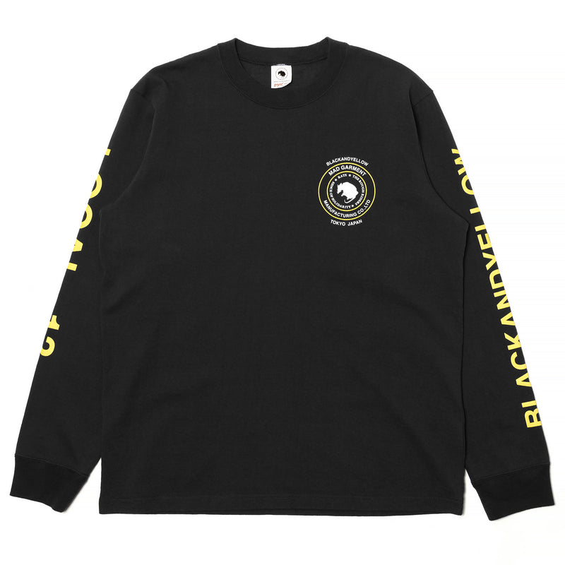 Rats Local 13 L/S Shirt Black