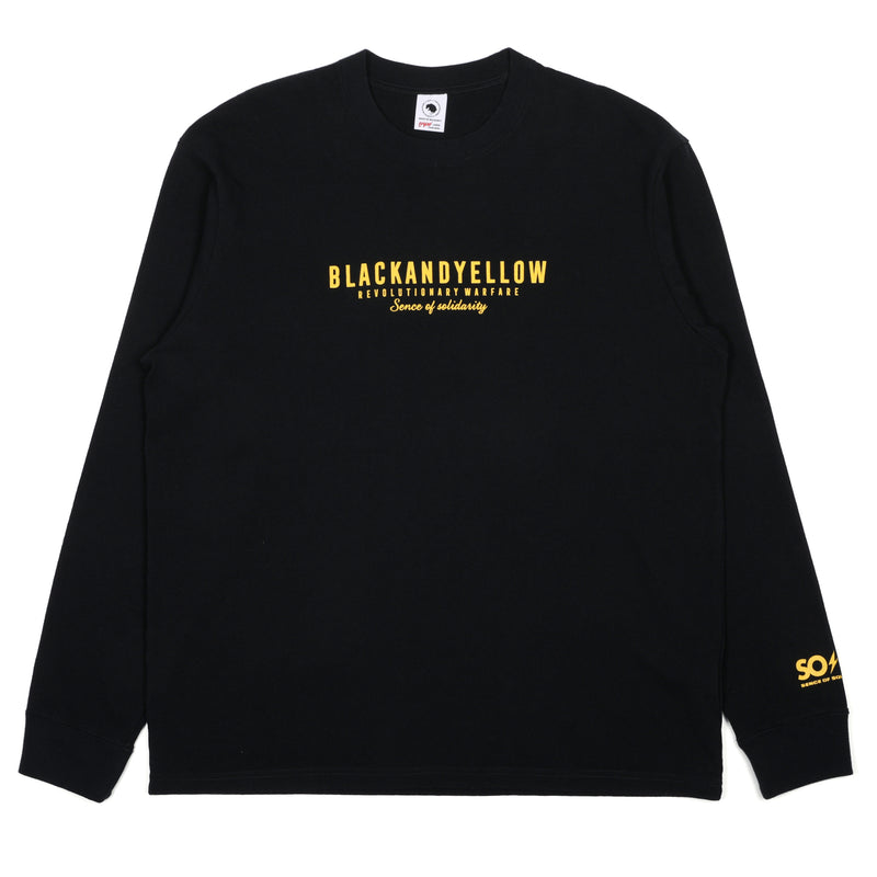 Rats 2Wheel L/S T-Shirt Black