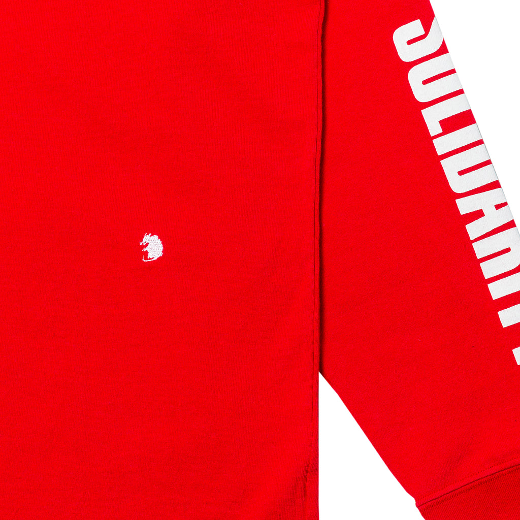 Rats Original L/S Shirt Red
