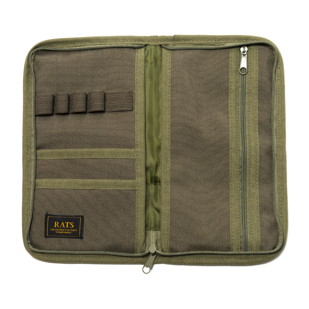 Rats Stationary Case Khaki