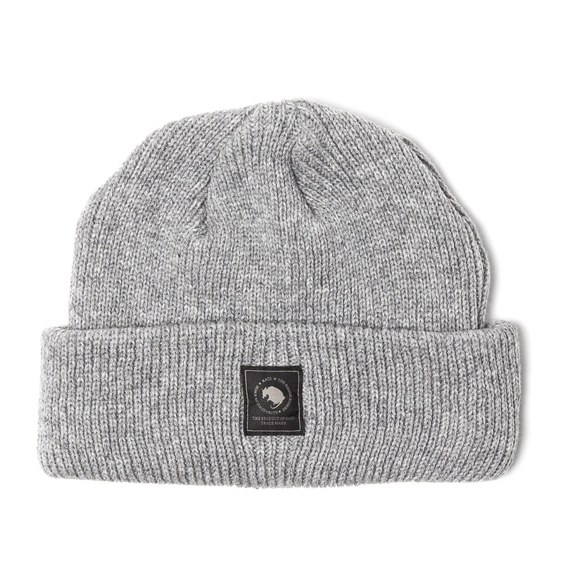Rats Wool Knit Cap Grey