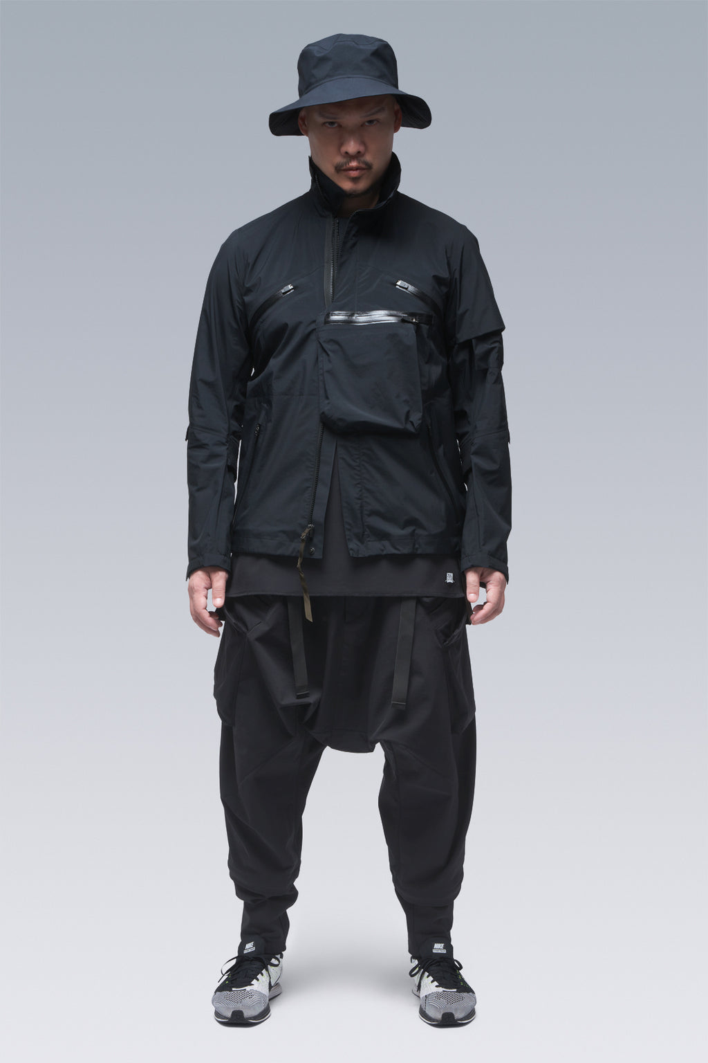 Acronym J1A-GTPL 2L Gore-Tex® Paclite™ Plus Interops Jacket Black