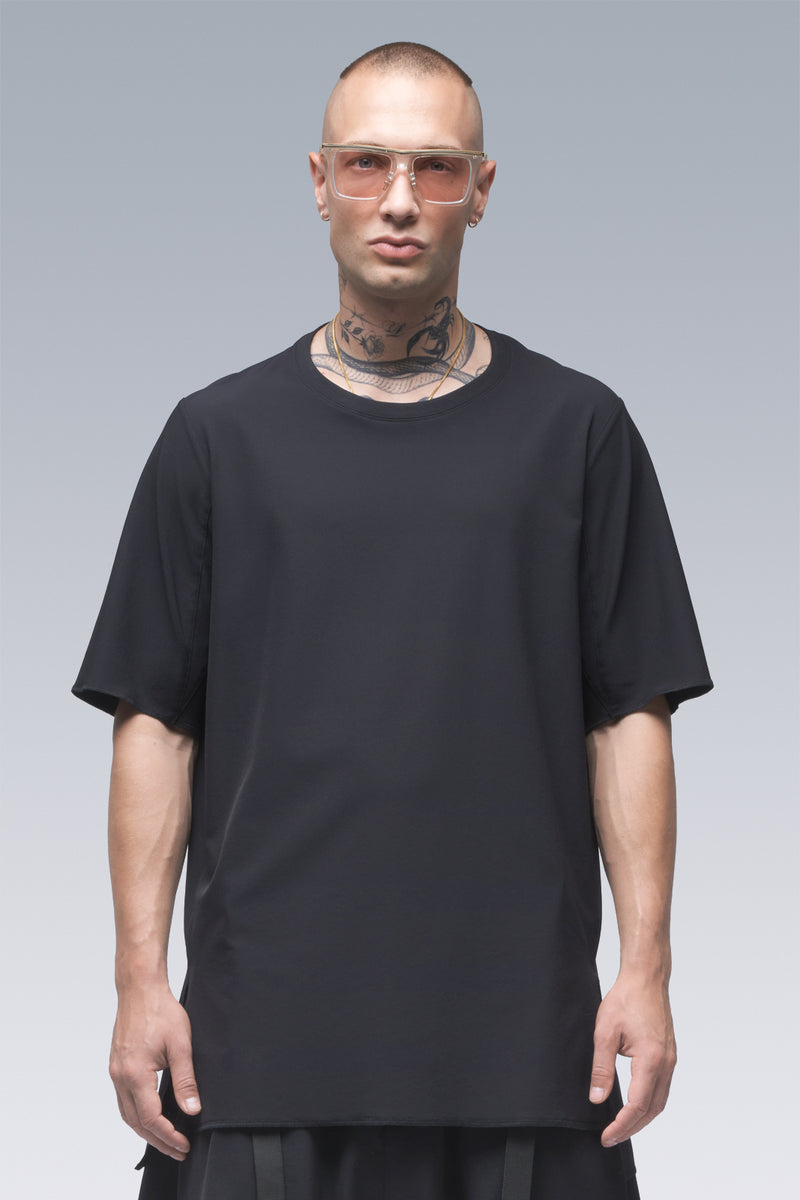 Acronym S24-DS-A schoeller® Dryskin™ Short Sleeve T-shirt Black