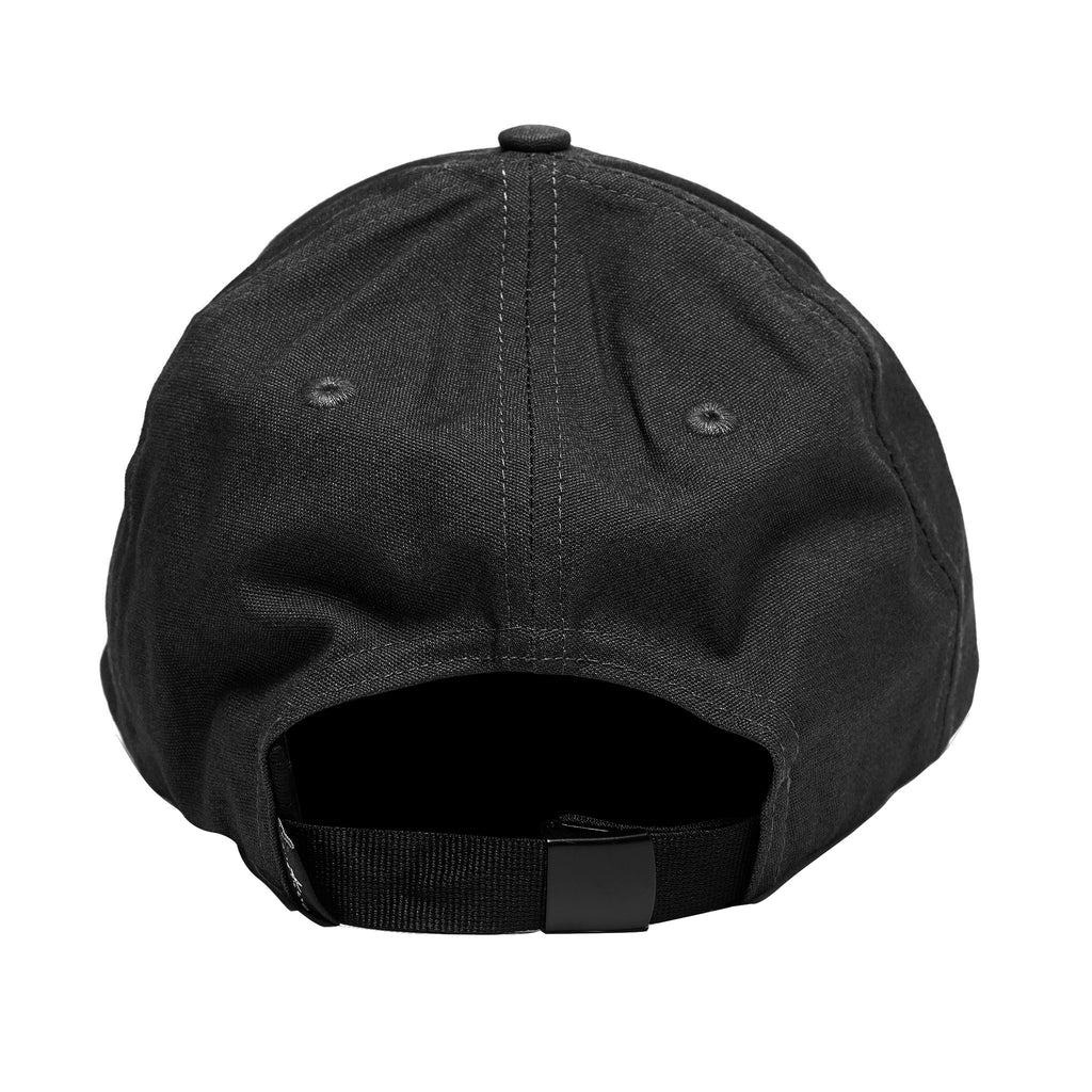 Stone Island Cotton Rep Cap Black