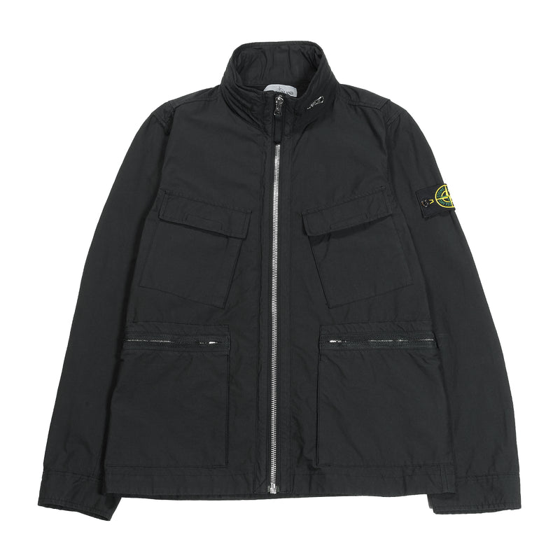 Stone Island Field Jacket Black
