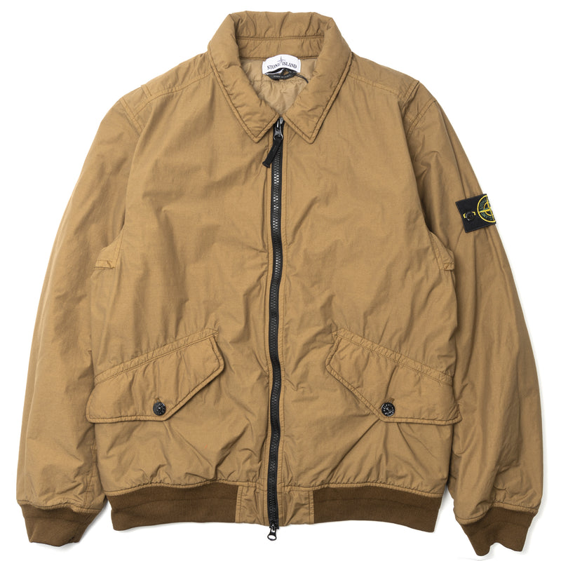 Stone Island Naslan Light Watro Primaloft-TC Jacket Tobacco