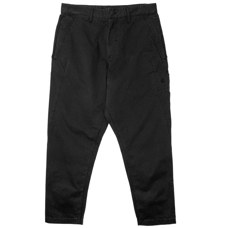 Stone Island Shadow Project Chino Pants Black