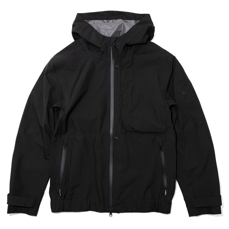 Stone Island Shadow Project Gore-Tex Paclite Jacket Black