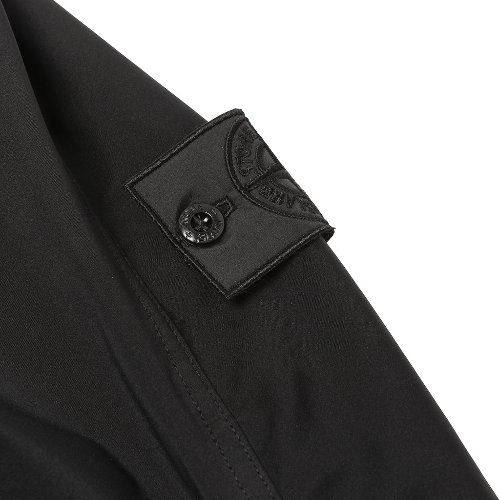 Stone Island Shadow Project Packable Anorak Black
